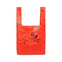 [Hello Kitty] Kitty Face Market Bag(Orange)_(528962)