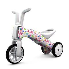 밸런스바이크 [칠라피쉬]유아 두발세발자전거 번지 밀키웨이(한정판)