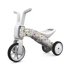 벨런스바이크[칠라피쉬]유아 두발 세발 자전거 번지 캣츠(한정판)