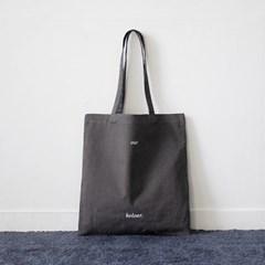 Market Bag LS-Charcoal
