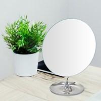 [트리빔하우스] 수납 원형 탁상 거울