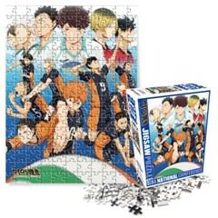 하이큐 직소 퍼즐 150pcs 전국대회
