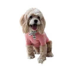 Dog personality t-shirt _pink