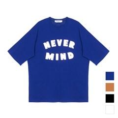 NEVER MIND T-SHIRT네버 마인드 티셔츠_(518858)