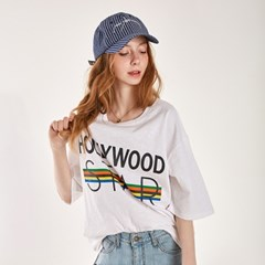 HOLLYWOOD T-SHIRT헐리우드 티셔츠_(518863)