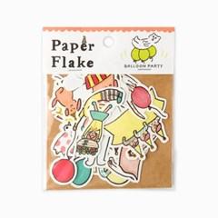 [AIUEO] Paper Flake (S)
