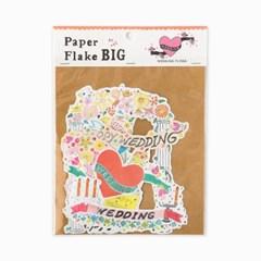 [AIUEO] Paper Flake (L)