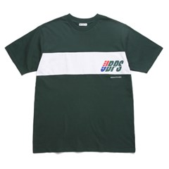 [URBANPLAYERS] RICKY SHORT SLEEVE T-SHIRTS (GREEN)_(648502)