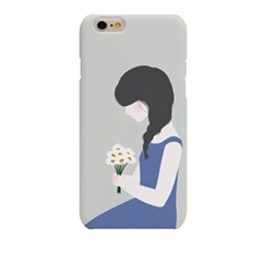 Girl Watching Bouquet (HF-144A) Hard Case