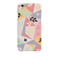 Abstract Cute Pattern (HE-048A) Hard Case