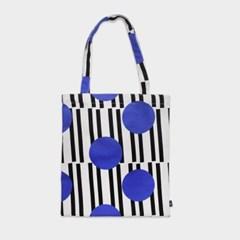 Cobalt blue bag