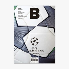 Magazine B Issue No.27 CHAMPIONS LEAGUE(Eng.version)