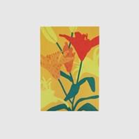 Post card - Illustration (Lily)