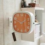 화이트파스텔양면시계(5colors)