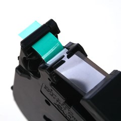 TZ-741(녹색바탕에 검정색글씨)
