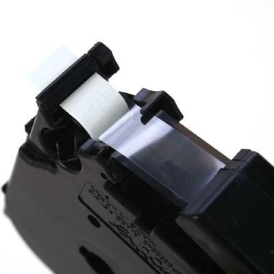 TZ-151(투명색바탕에 검정색글씨)