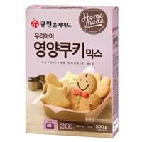 큐원 영양쿠키 믹스 250g (오븐용)