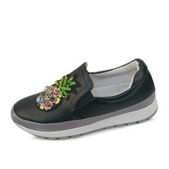 kami et muse Beads pineapple patch slip on_KM17s169