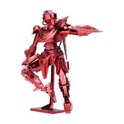 3D 로봇 메탈미니 쉴드맨(SHEILDMAN)