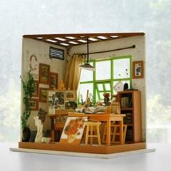 고흐의 방 미니어처 DIY 패키지(공식정품)