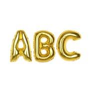 알파벳 은박풍선 (소) [A~N]