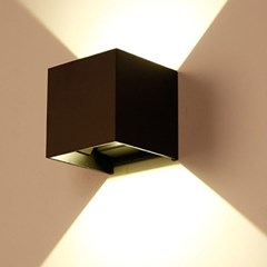 아트빔 벽등8W 인테리어 LED벽등 2컬러 외부벽등