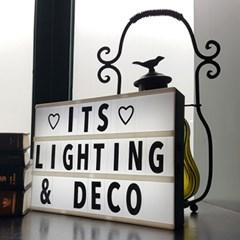 LED 레터링 DIY 라이트 박스_(841194)