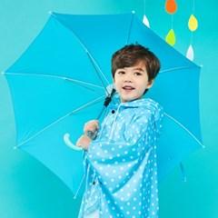 [BAY-B] 매직커버 아동우산 블루