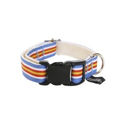 STRIPE RIBBON COLLAR