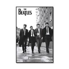 뮤직포스터 인테리어 액자 비틀스 THE BEATLES