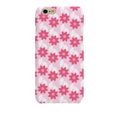 Simple Hot Pink Flower (HF-171C) Hard Case