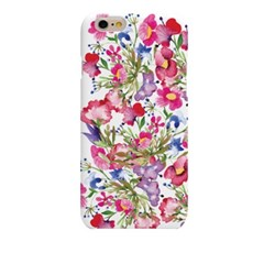 Watercolor Variety Flower (HF-168A) Hard Case