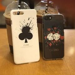 카지노패턴 그래픽 케이스 아이폰6 외 다기종