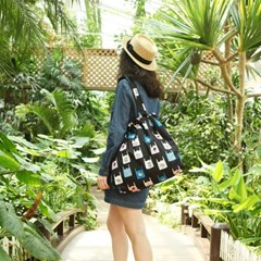TROPICAL ISLAND BAG