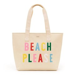 just chill out cooler bag, beach please