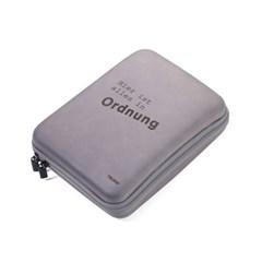 트로이카 여행용 디지털 케이스 그레이 CBO10/GB