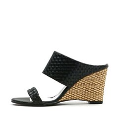 kami et muse Mash wedge heel slippers_KM17s204