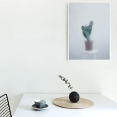 Kristina Dam Studio Cactus II Poster, 북유럽인테리어포스터