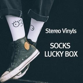 [단독][STEREO VINYLS]SOCKS LUCKY BOX