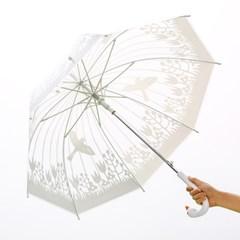[memesgift] 자동 장우산 - 백조 우산