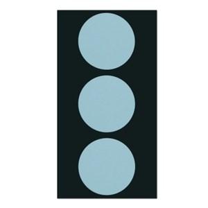폼텍 마이스티커 도트 11 라이트 블루 34mm 시트 [10시트]