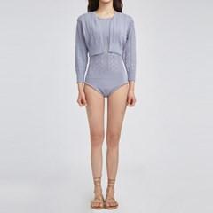 cardigan set knit ops (3 colors)_(611585)