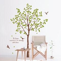 dc114-새들의 쉼터 힐링나무