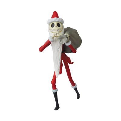 UDF JACK SKELLINGTON SANTA VER.(The Nightmare Before Christmas)