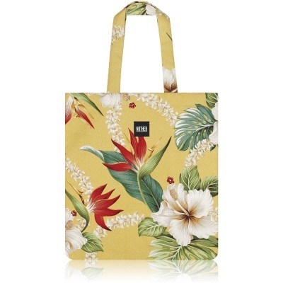 nother Layla Hawaiian Flat Tote Bag (Daffodil Yellow)