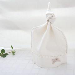 [D.I.Y]유기농 리본 모자 만들기