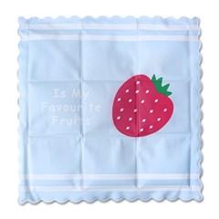 인디고샵 제일 좋아하는 딸기 쿨방석