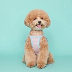 [플로트] 시그니쳐 강아지 나시 - 프레쉬 핑크