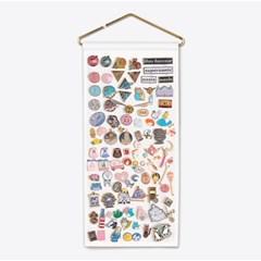 뱃지포스터 Badge poster