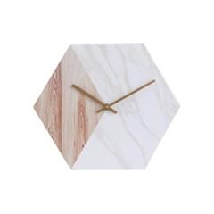 화이트마블 벽시계_(484290)
